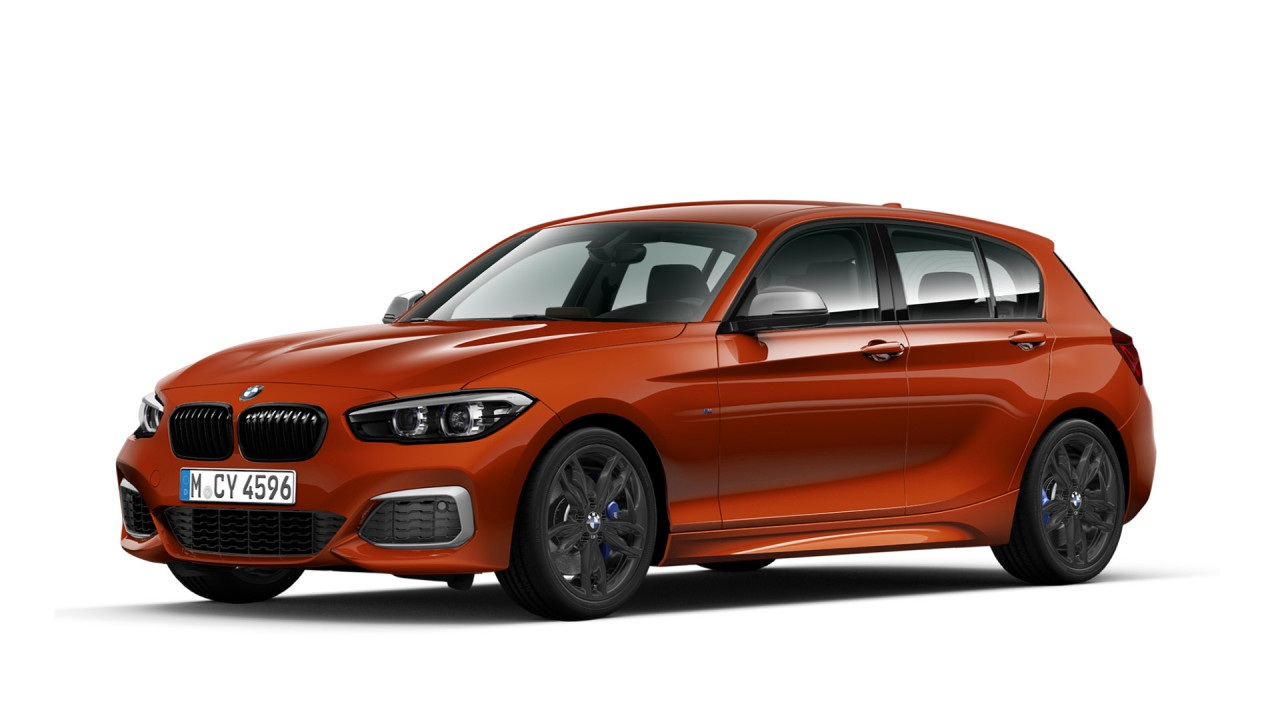 New BMW M140i 5-Door