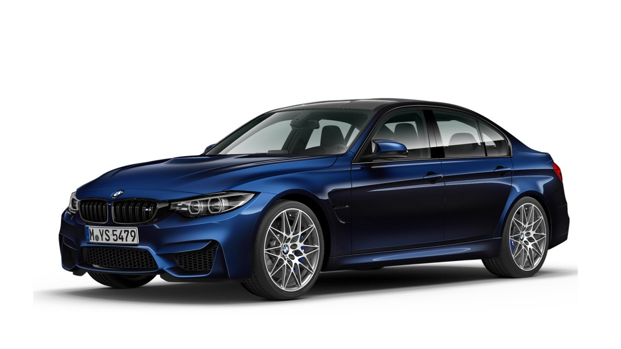 New BMW M3 Saloon