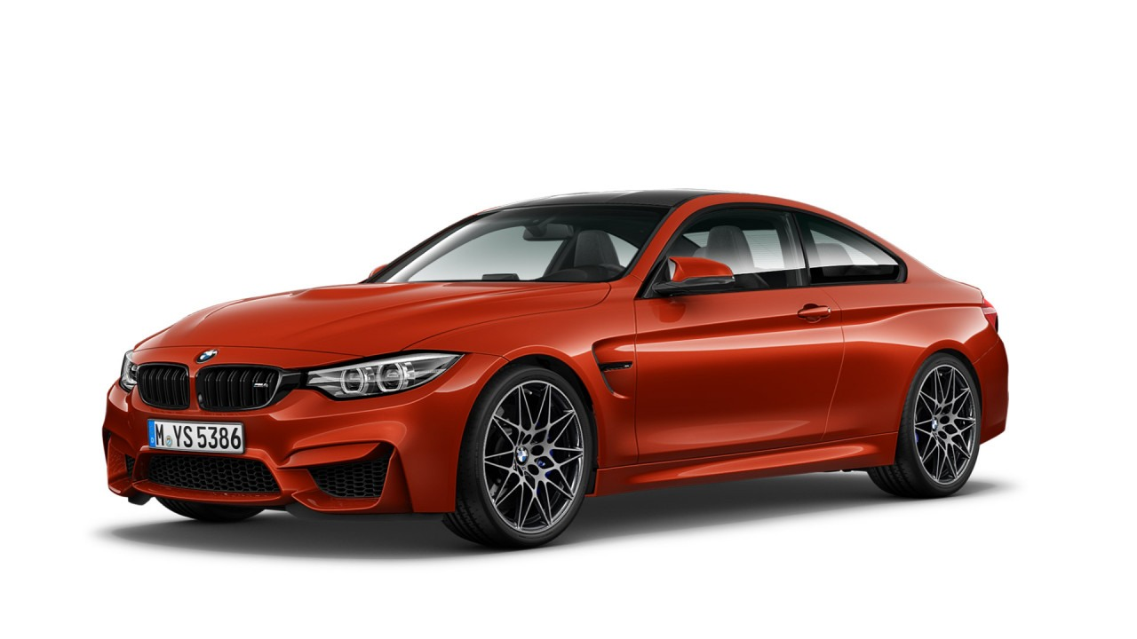 New BMW M4 Coupé