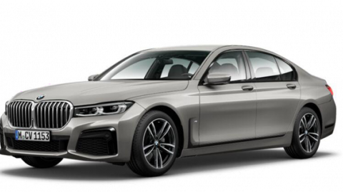 The New BMW 7 Series Saloon