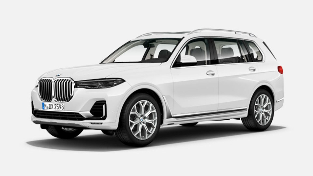 ENTRY MODEL. BMW X7 xDrive30d