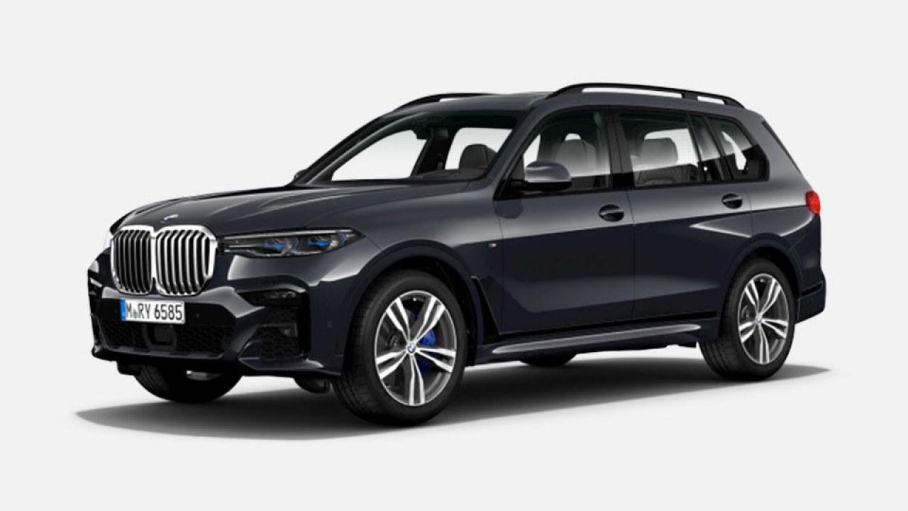 POPULAR MODEL. BMW X7 xDrive40i M Sport