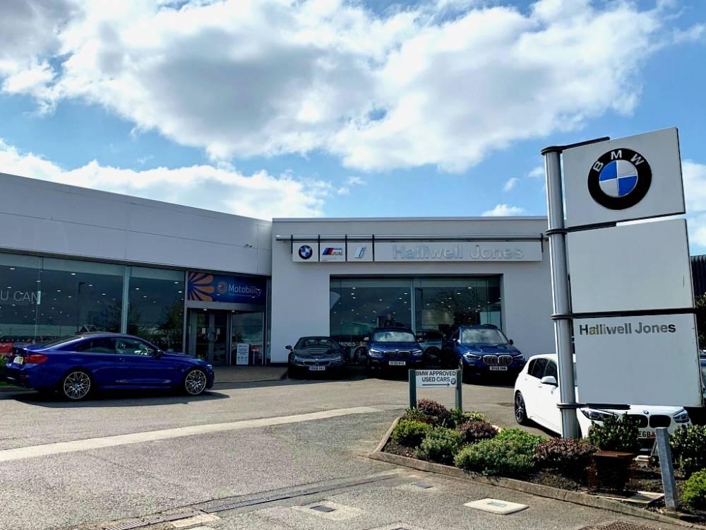 Halliwell Jones | New & Used BMW / MINI