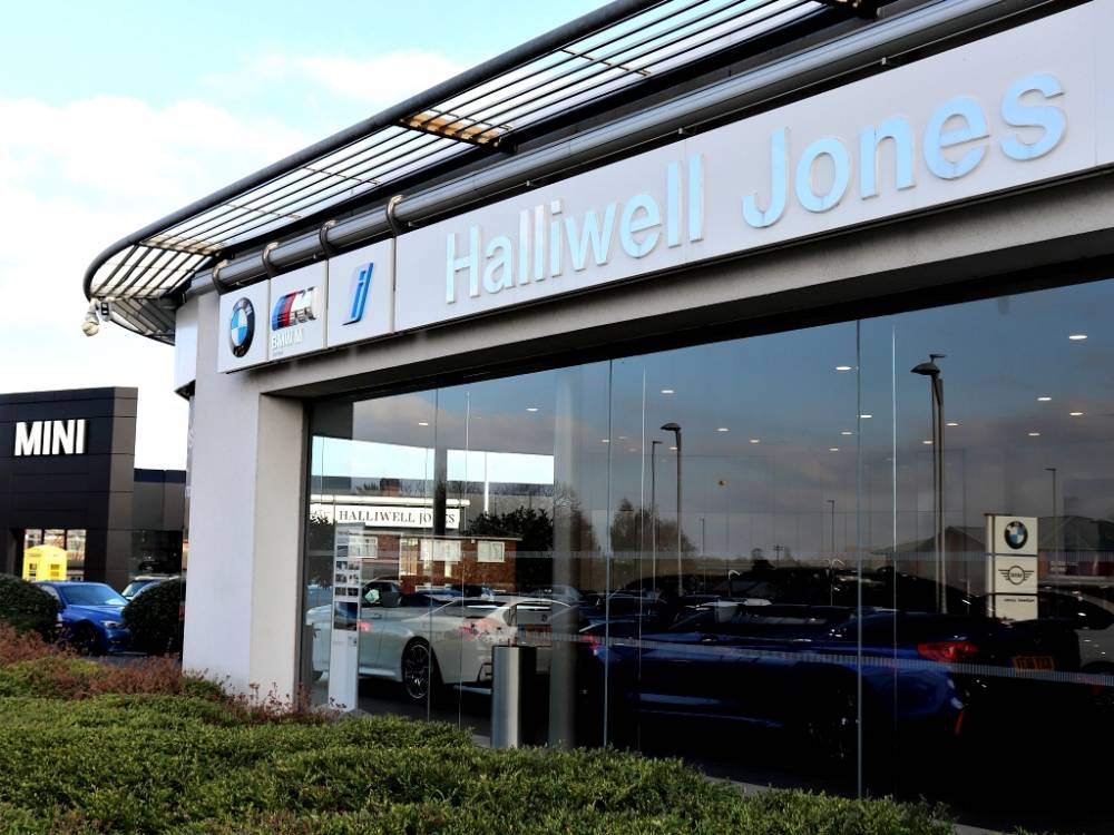 Halliwell Jones | New & Used BMW / MINI