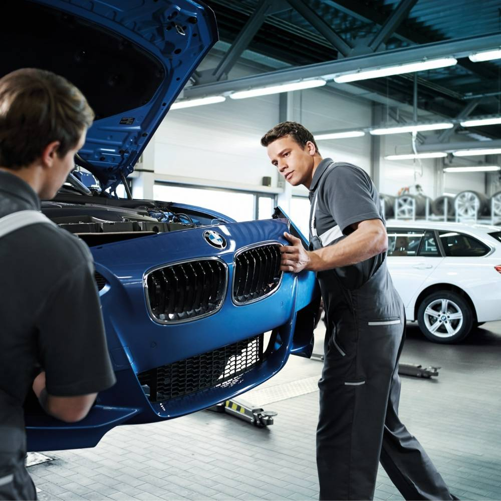 Approved Bodyshop Image 13 BMW Aftersales 1