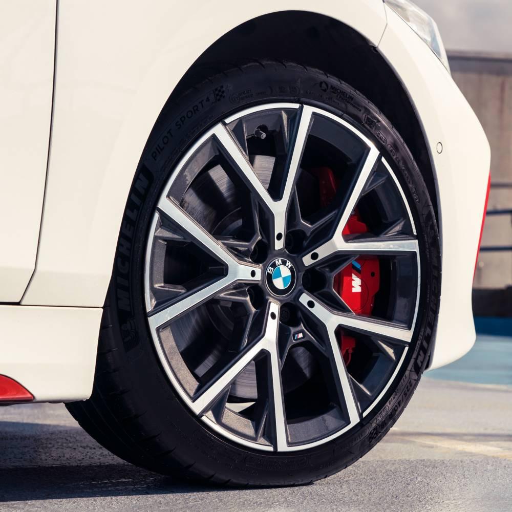 Bodyshop BMW Wheel