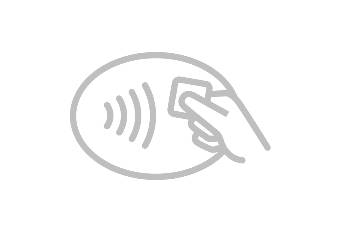 Contactless icon web