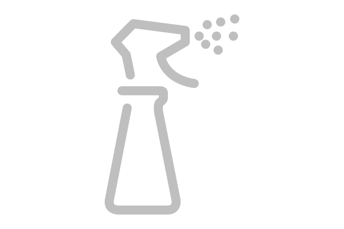 Spray icon web
