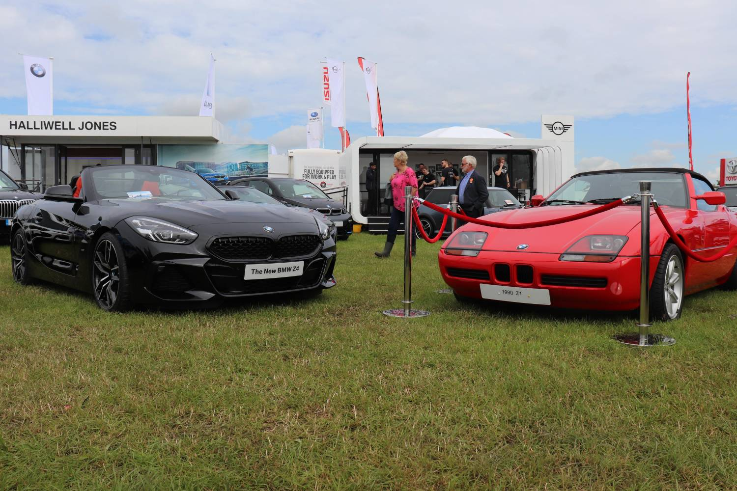 Chehsire Show 2019 z1 and z4