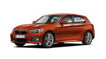 BMW 1 Series 5 Door Hatch