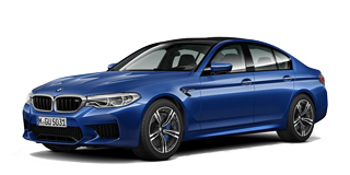 2017 M Series M5 Saloon