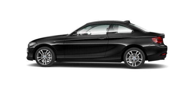 View our 2 Series Coupe Convertible & Tourer offers