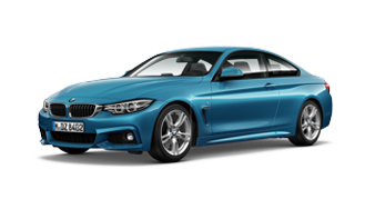 BMW 4 Series Coupé