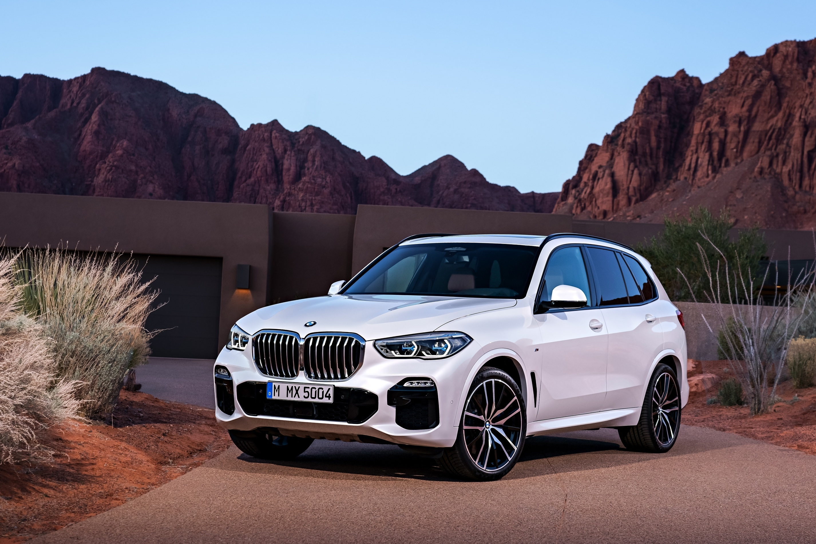 Spring fer BMW X5 M50d from £649 p m with £649 Deposit