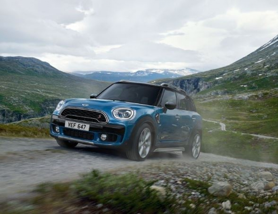THE NEW MINI COUNTRYMAN - SEE THE BIGGER PICTURE.