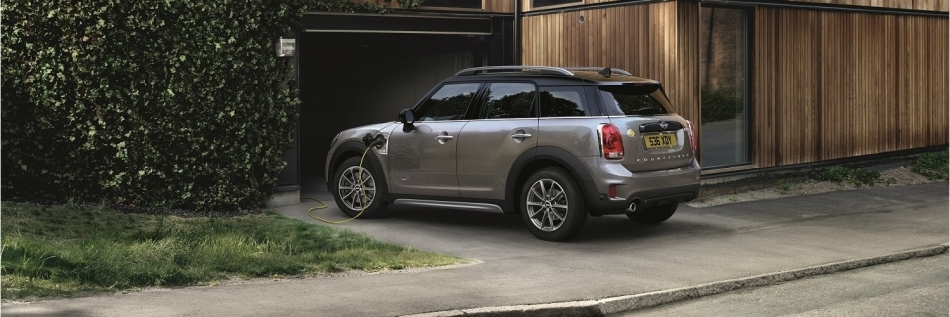 MINI Cooper S E Countryman ALL4 - MINI Plug-in Hybrid