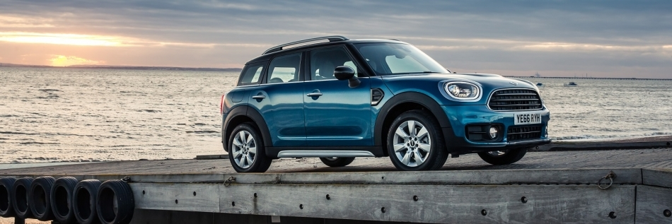 MINI Countryman Technology