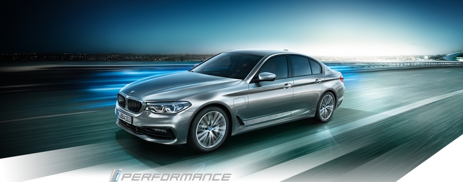 HEROICALLY DYNAMIC. THE BRAND NEW BMW 5 SERIES.