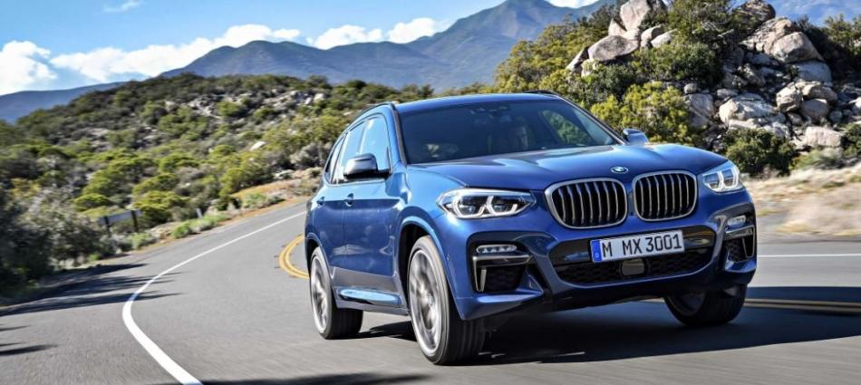 The all-new BMW X3. Arrives 11 November.