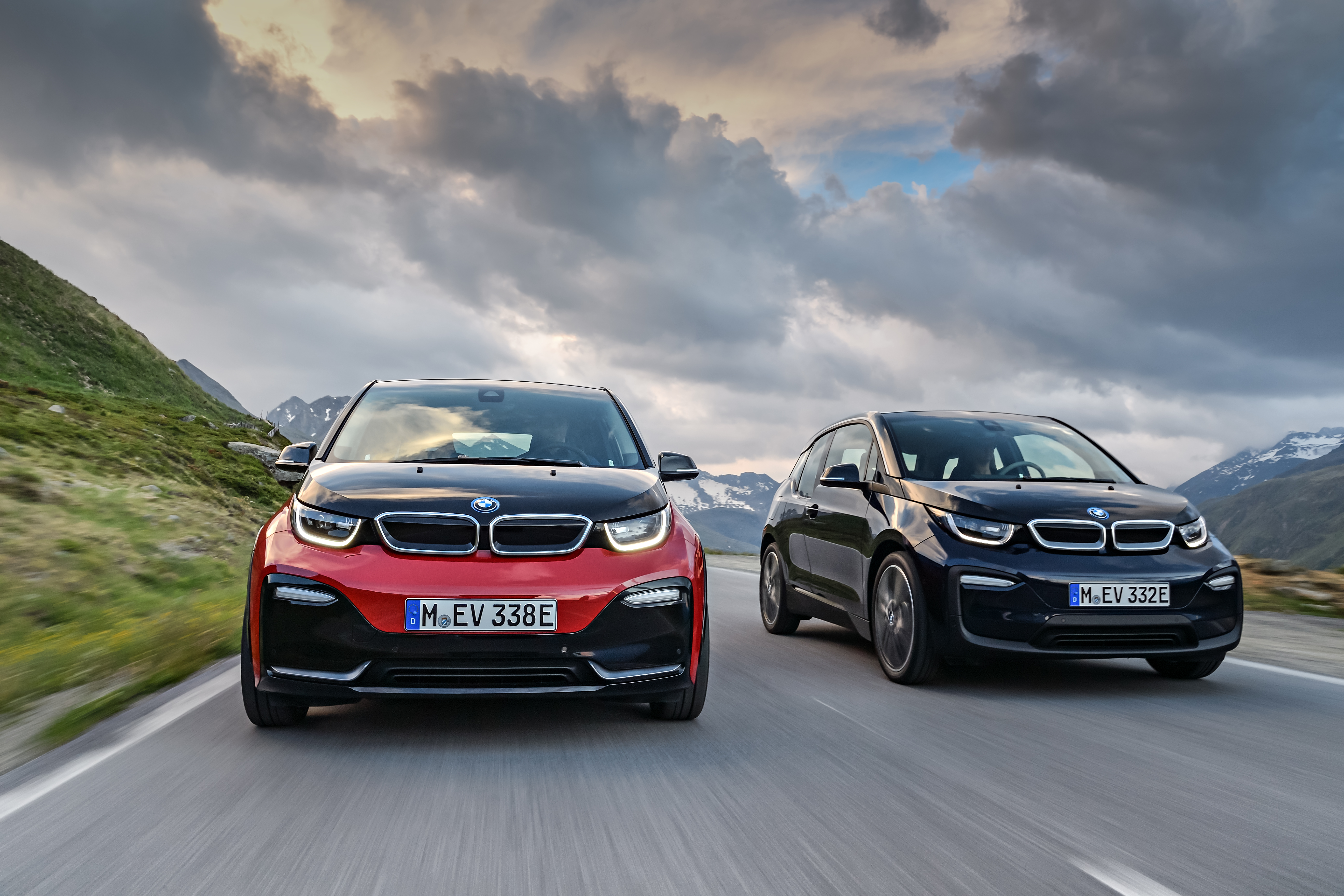 Introducing the new BMW i3s