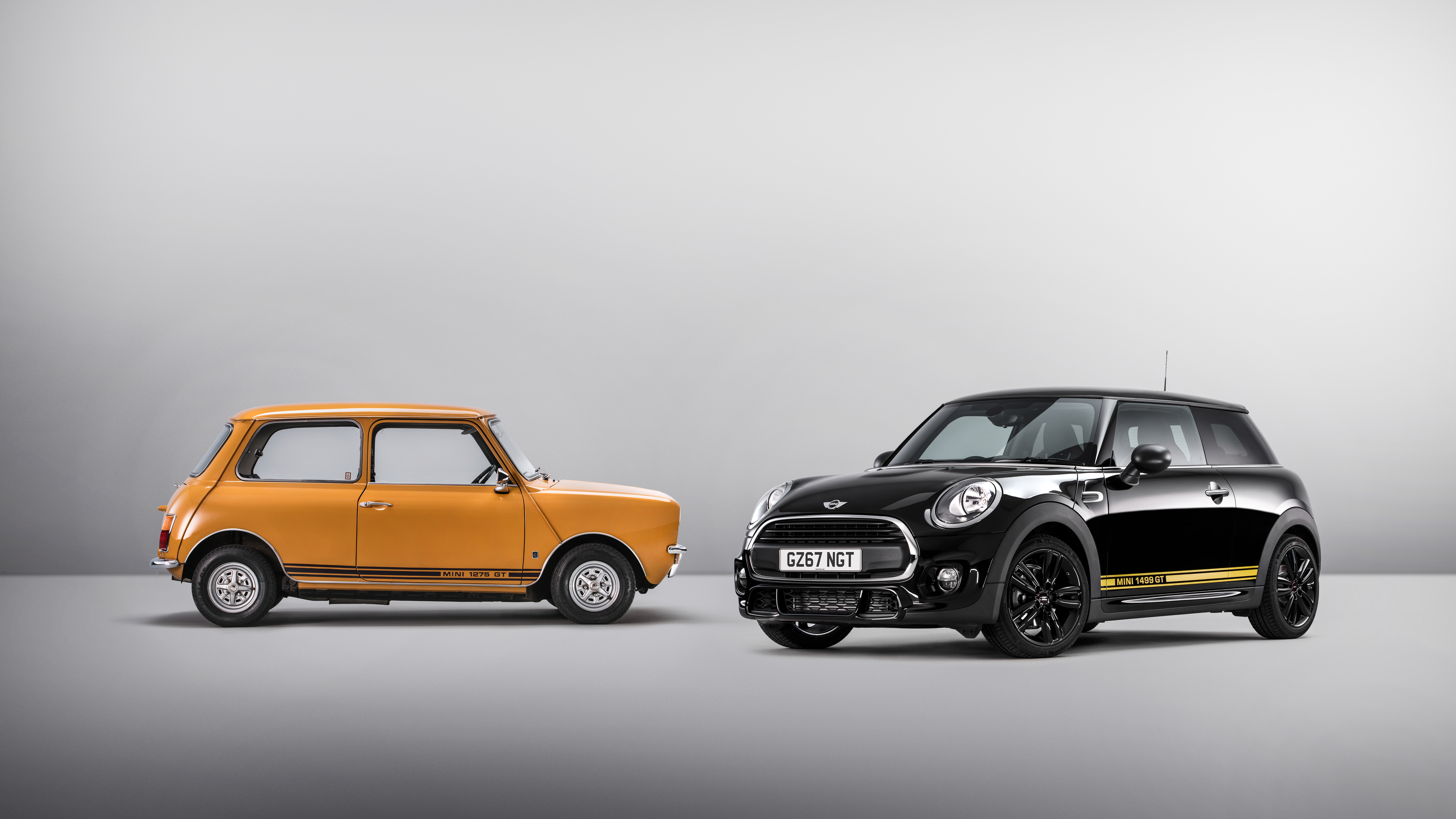 THE NEW MINI 1499 GT WITH FREE INSURANCE OFFER