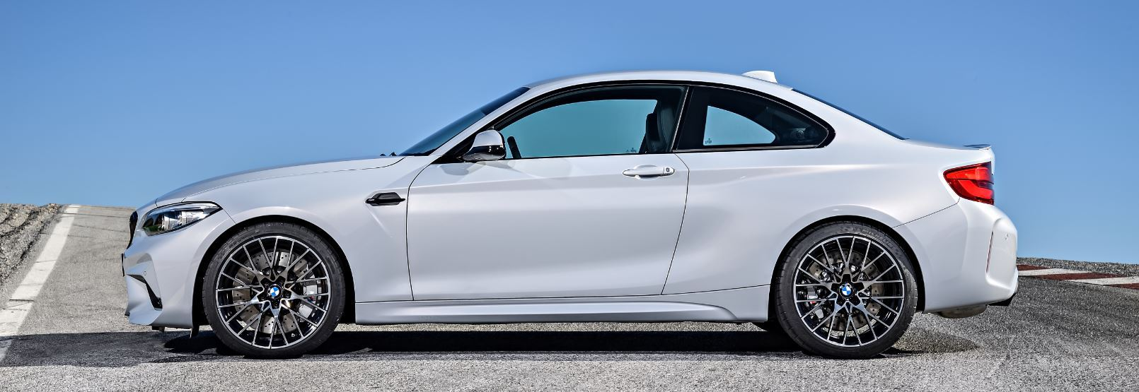 The new M2 Competition.