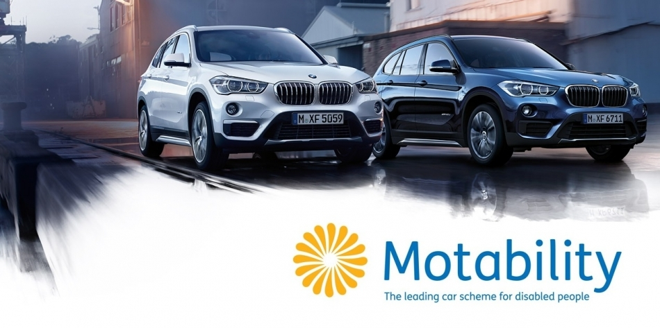 The New BMW X1 now available Motability Scheme