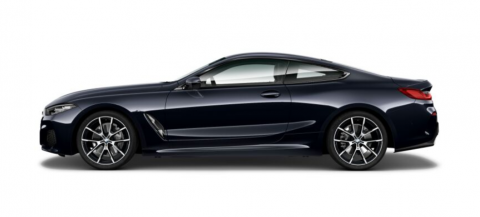 The all-new BMW 8 Series Coupe Image