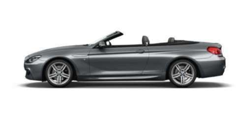 Bmw 640I M Sport Convertible Image