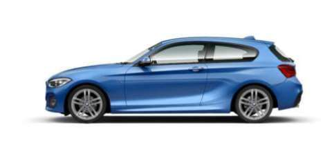 Bmw 118I M Sport 3 Door Sports Hatch Image