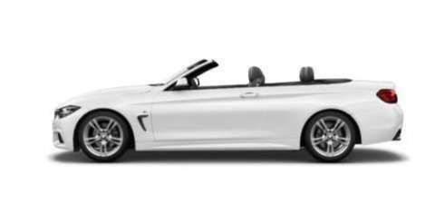 Bmw 420I M Sport Convertible Image