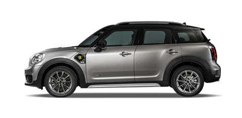Mini Countryman Side Image