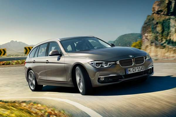 3 Series Touring offer