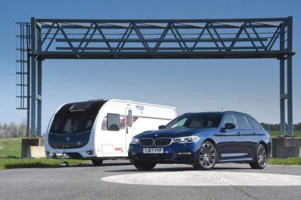 Bmw 520D Touring X Drive M Sport 1024X683