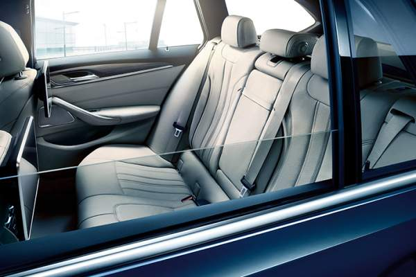 New Bmw 5 Series Touring Interior 1