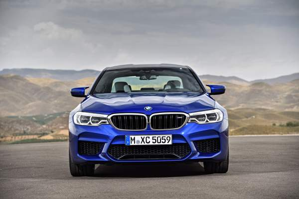P90272999 High Res The New Bmw M5 08 20