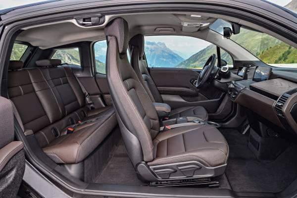 New BMW i3s Interior