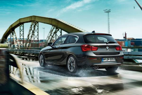 Bmw 1 Series Wallpaper 1600X1200 01