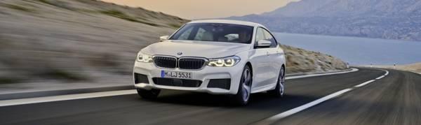 THE BMW 6 SERIES GRAN TURISMO