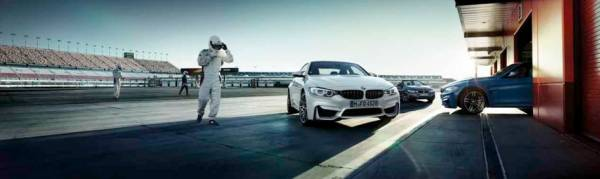 BMW M3 and M4 Competition Package announced