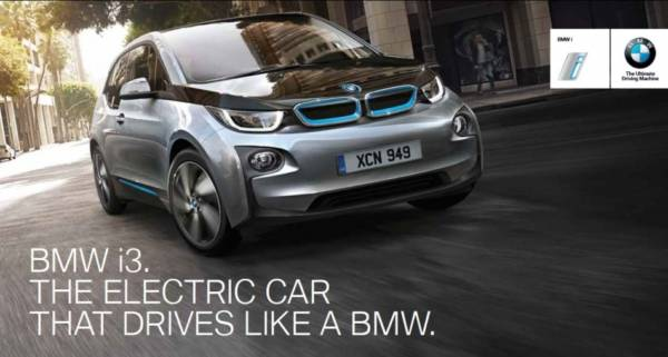 Halliwell Jones BMW i Roadshow
