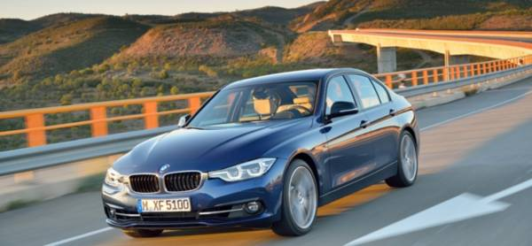 The BMW 3 Series. The driver's car since 1975.