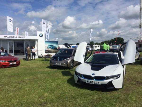 Halliwell Jones will be at The Royal Cheshire County Show: June 2017