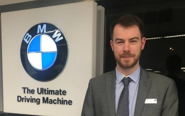 Meet Jonathan our new Local Business Development Executive at Halliwell Jones North Wales