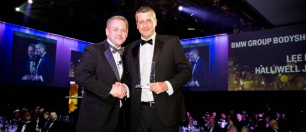 BMW Approved Bodyshop Manager of the Year 2015