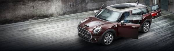 The New MINI Clubman. Find out more...