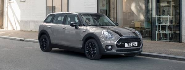 Introducing the MINI Cooper Black Pack Clubman. A Statement of Style.