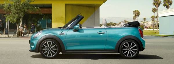 The New MINI Convertible Available from 5 March 2016