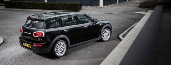 THE NEW MINI ONE D CLUBMAN
