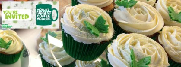 Join Us for the Macmillan World's Biggest Coffee Morning Friday 25th September